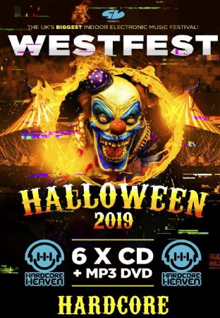 Westfest - 2019 - Hardcore - CD Pack